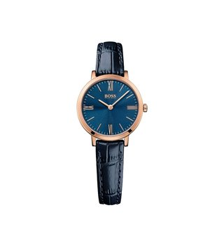 Hugo Boss 1502392 Blue Analog Watch For Women