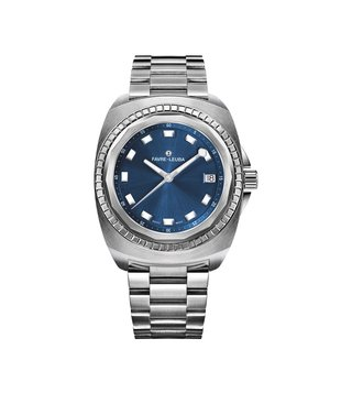 Favre Leuba 00.10110.08.51.20 Blue Analog Watch For Women