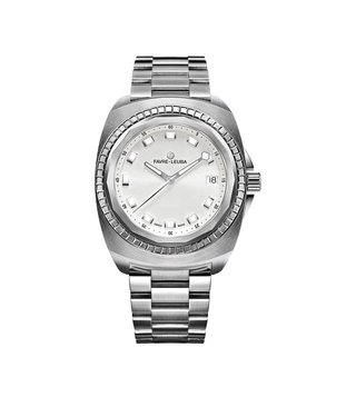 Favre Leuba 00.10110.08.21.20 White Analog Watch For Women