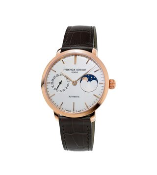 Frederique Constant FC-702V3S4 Silver Analog Watch For Women