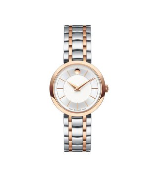 Movado 607099 Silver Analog Watch For Women