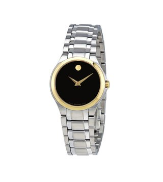 Movado 606786 Black Analog Watch For Women