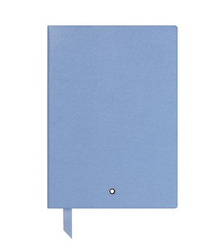 Montblanc Light Blue Lined Notebook 146