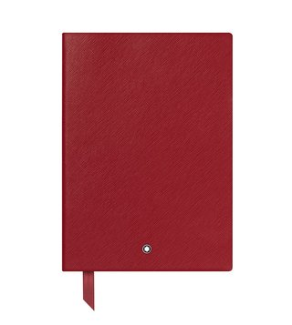 Montblanc Red Lined Notebook 146