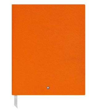 Montblanc Lucky Orange Lined Sketch Book 149