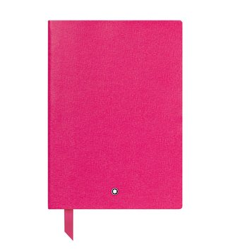 Montblanc Pink Lined Notebook 146