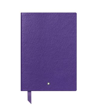 Montblanc Purple Lined Notebook 146