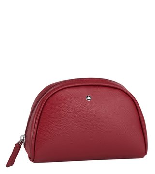 Montblanc Sartorial Red Small Vanity Bag
