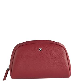 Montblanc Sartorial Red Large Vanity Bag