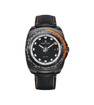 Favre Leuba 00.10102.09.13.41 Black Analog Watch For Men