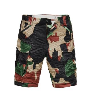 G-Star RAW Multicolor Rovic Loose Fit Shorts