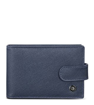 Lapis Bard Blue Stanford Multi Card Holder Pouch