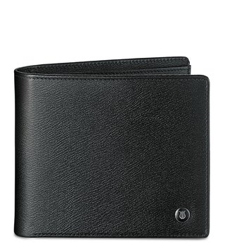 Lapis Bard Black Belgravia Traditional Wallet