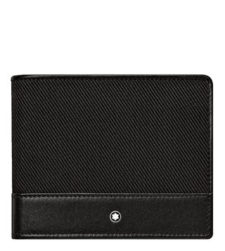 Montblanc Nightflight 9cc Wallet With View Pocket