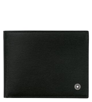 Montblanc 4810 Westside 6cc Wallet With Money Clip