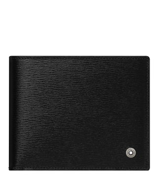 Montblanc 4810 Westside 11cc Wallet With View Pocket