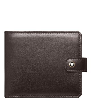 Montblanc 1926 Heritage 4cc Wallet With Coin Case