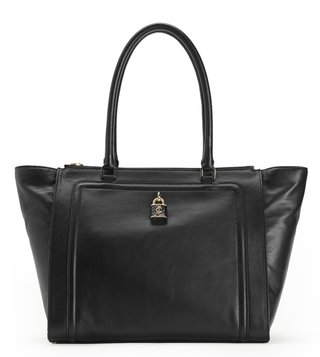 Juicy Couture Black Luxe Locks Tote