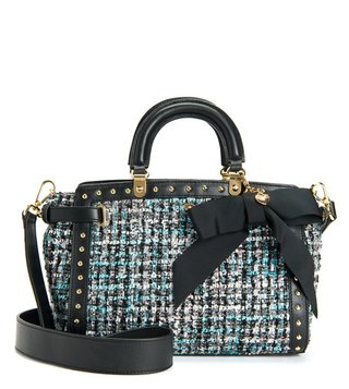 Juicy Couture Multicolor Trousdale Twed Mini Satchel