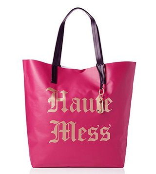 Juicy Couture Sangria Carry Me Tote