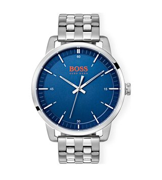 Hugo Boss 1550076 Blue Analog Watch For Men