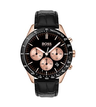Hugo Boss 1513580 Black Analog Watch For Men
