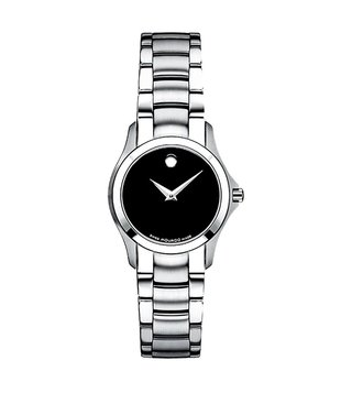 Movado 605870 Black Analog Watch For Women