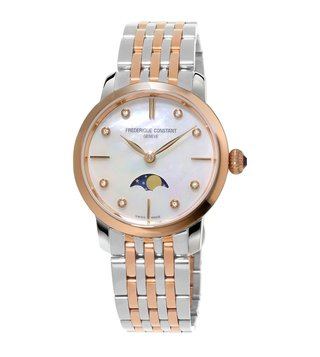 Frederique Constant FC-206MPWD1S2B Analog Watch For Women