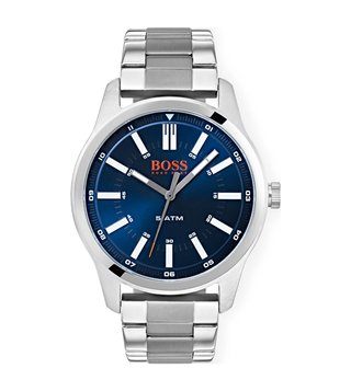Hugo Boss 1550070 Blue Analog Watch For Men