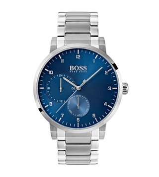 Hugo Boss 1513597 Blue Analog Watch For Men