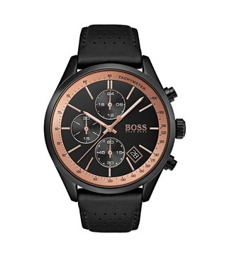 Hugo Boss 1513550 Black Analog Watch For Men