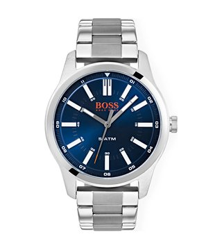 Hugo Boss 1550071 Blue Analog Watch For Men