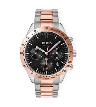 Hugo Boss 1513584 Black Analog Watch For Men
