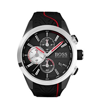 Hugo Boss 1513284 Black Analog Watch For Men