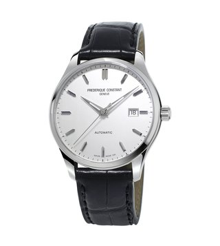 Frederique Constant FC-303S5B6 Silver Analog Watch For Men