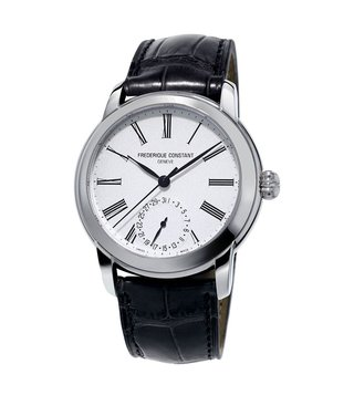 Frederique Constant FC-710MS4H6 White Analog Watch For Men