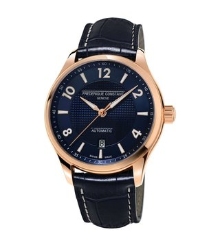 Frederique Constant FC-303RMN5B4 Blue Analog Watch For Men