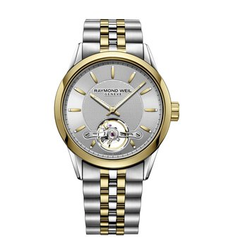 Raymond Weil 2780-STP-65001 Silver Analog Watch For Men