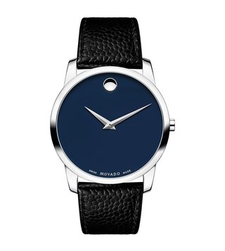 Movado 607013 Blue Analog Watch For Men