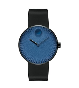 Movado 3680145 Blue Analog Watch For Men