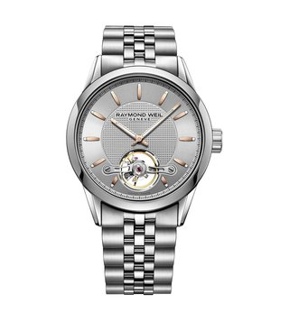 Raymond Weil 2780-ST5-65001 Silver Analog Watch For Men