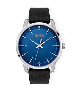 Hugo Boss 1550072 Blue Analog Watch For Men