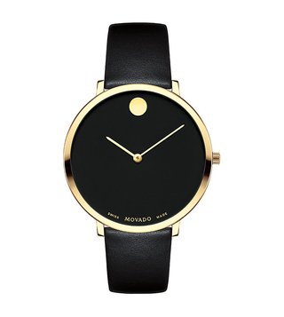 Movado 607137 Black Analog Watch For Women