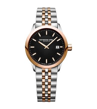 Raymond Weil 5629-SP5-20021 Black Analog Watch For Women
