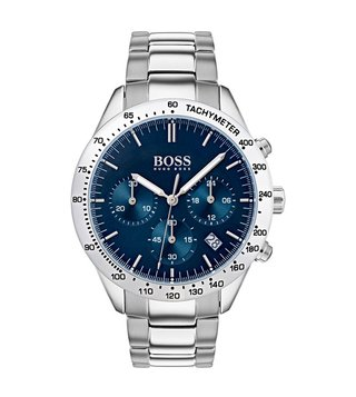 Hugo Boss 1513582 Blue Analog Watch For Men