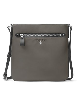 Michael Kors Graphite Cross Body Bag