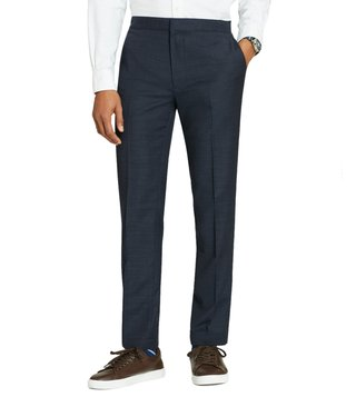 Brooks Brothers Red Fleece Blue Cloud Suit Trousers