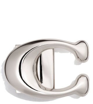 Coach Nickle Iconic Belt Buckle