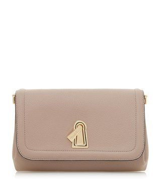 Dune London Lilac Enzie Clutch