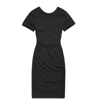 G-Star RAW Dark Black Bohdana Dress
